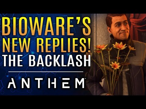 Anthem - New Updates! Bioware's Newest Response About Backlash, Silence on Core Issues and More!