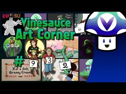 [Vinebooru] Vinny - Vinesauce Art Corner (part 932)