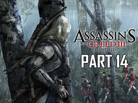 ASSASSIN'S CREED 3 REMASTERED Walkthrough Part 14 - Prison (AC3 100% Sync Let's Play )