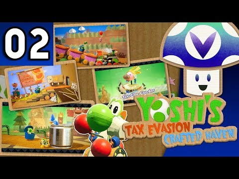 [Vinesauce] Vinny - Yoshi's Crafted World (part 2)