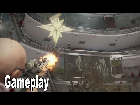 World War Z - Gameplay Overview Trailer [HD 1080P]