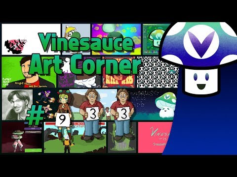 [Vinebooru] Vinny - Vinesauce Art Corner (part 933)