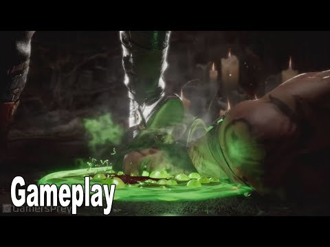 Mortal Kombat 11 - Erron Black Gameplay Reveal [HD 1080P]