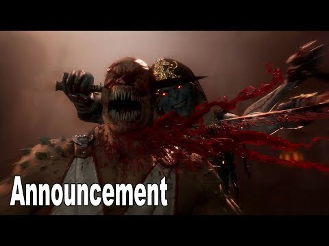 Mortal Kombat 11 - Kollector Announcement Trailer [HD 1080P]