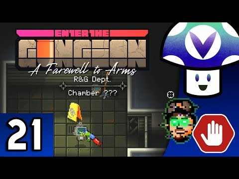 [Vinesauce] Vinny - Enter The Gungeon: A Farewell To Arms Update (part 21)