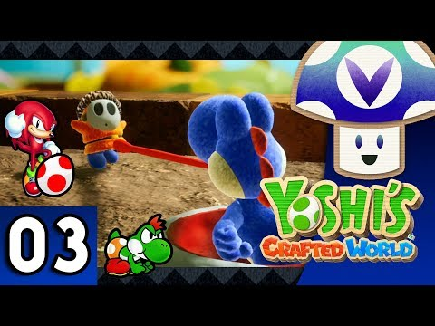 [Vinesauce] Vinny - Yoshi's Crafted World: Cursed Conversation Topics (part 3)
