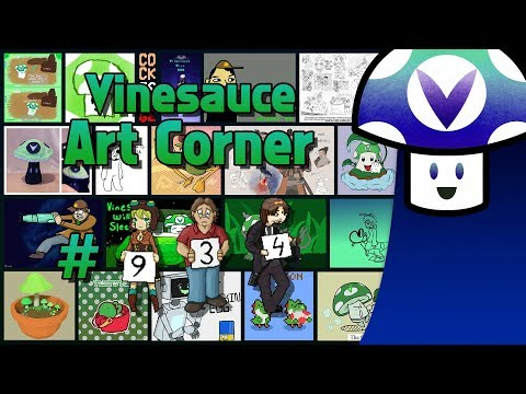 [Vinebooru] Vinny - Vinesauce Art Corner (part 934)