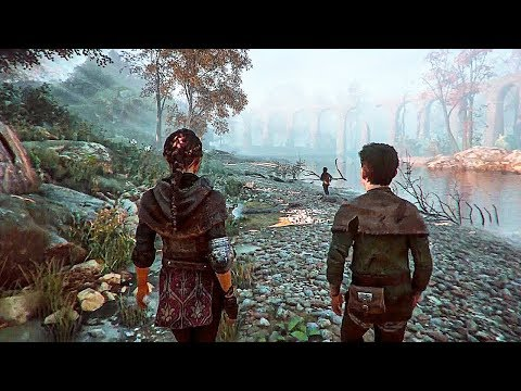 A PLAGUE TALE Gameplay Demo Walkthrough (NEW Plague In The Middle Ages SURVIVAL Game 2019)