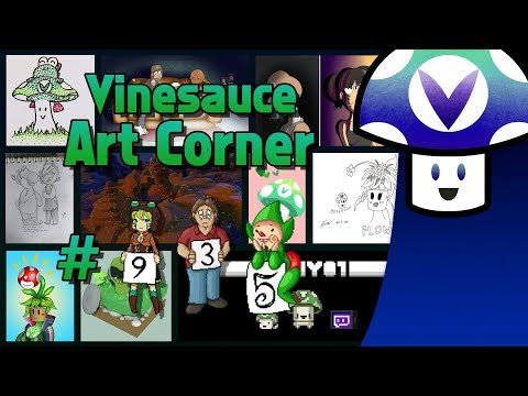 [Vinebooru] Vinny - Vinesauce Art Corner (part 935)
