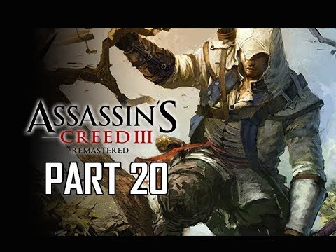 ASSASSIN'S CREED 3 REMASTERED Walkthrough Part 20 - Runaway Bride (AC3 100% Sync Let's Play )