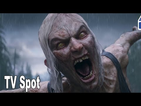 Days Gone - One Bullet TV Spot [4K 2160P]