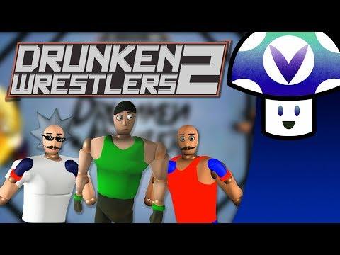 [Vinesauce] Vinny - Drunken Wrestlers 2
