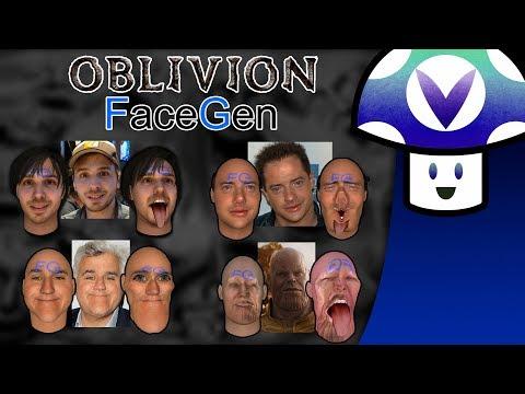 [Vinesauce] Vinny - Oblivion FaceGen