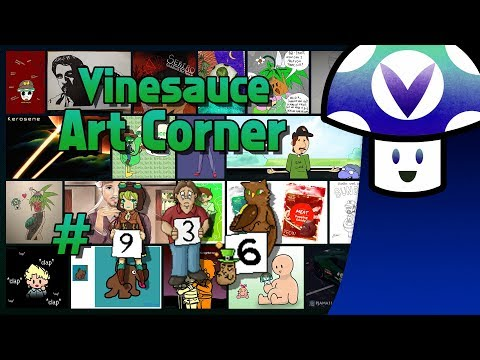 [Vinebooru] Vinny - Vinesauce Art Corner (part 936)