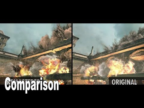 Sniper Elite V2 Remastered - Comparison Trailer [HD 1080P]