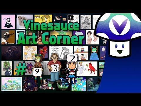 [Vinebooru] Vinny - Vinesauce Art Corner (part 937)