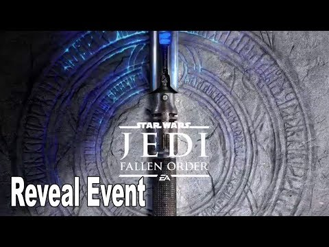 Star Wars Jedi: Fallen Order - Live Stream and Time Revealed [HD 1080P]