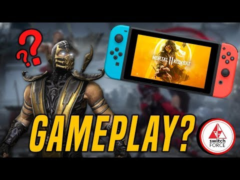 Is Something Wrong With Mortal Kombat 11 Switch?