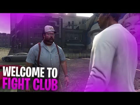 1 V 1 FIST FIGHT FOR $1000... WELCOME TO FIGHT CLUB!! GTA V RP Ep.8 - TimTheTatMan
