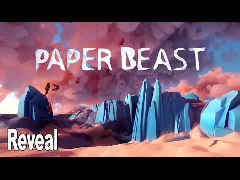 Paper Beast - Reveal Trailer [HD 1080P]
