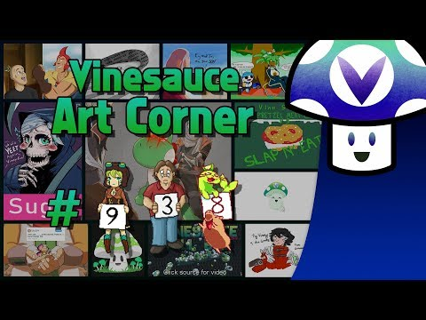 [Vinebooru] Vinny - Vinesauce Art Corner (part 938)