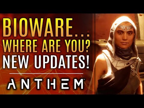 Anthem - Bioware, Where Are You?  New Updates! Community Reacts To The Silence