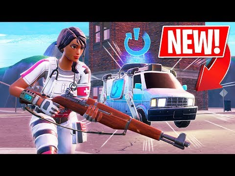 Fortnite NEW Reboot Van Gameplay! // Pro Fortnite Player // 2,100 Wins (Fortnite Battle Royale)