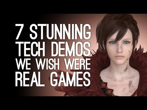 7 Stunning Tech Demos We Wish Were Real Games