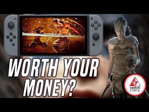 Hellblade Switch: How Does it Run? + Handheld Mode - Worth YOUR Money?