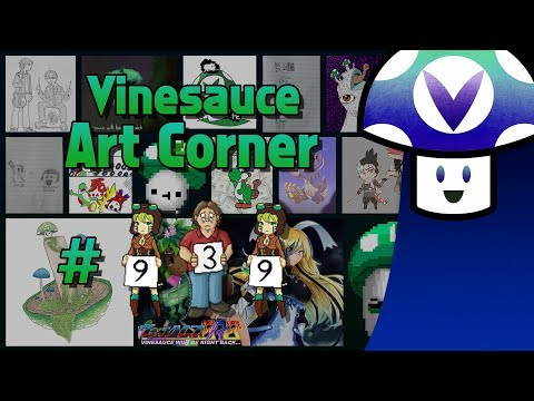 [Vinebooru] Vinny - Vinesauce Art Corner (part 939)