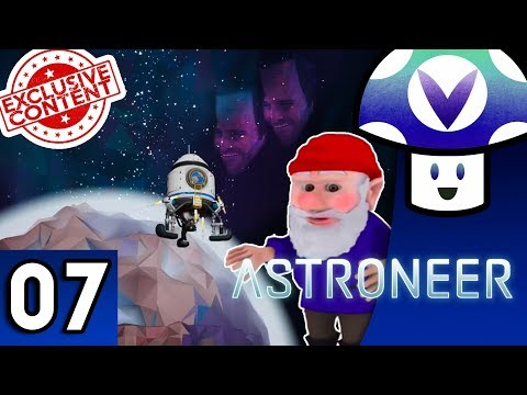 [Vinesauce] Vinny - Astroneer: Double Vinerizon Edition (part 7)