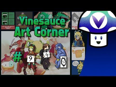 [Vinebooru] Vinny - Vinesauce Art Corner (part 940)