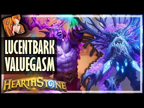🌳 The LUCENTBARK Valuegasm - Rise of Shadows Hearthstone