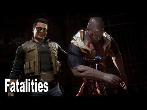 Mortal Kombat 11 - Favorite Fatalities Trailer [HD 1080P]
