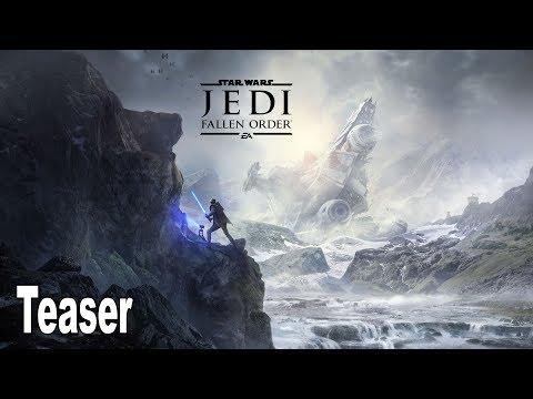 Star Wars Jedi: Fallen Order - Teaser [HD 1080P]