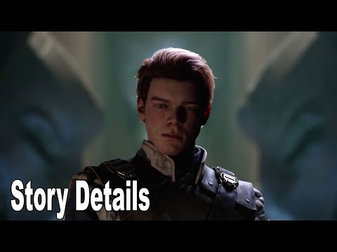 Star Wars Jedi: Fallen Order - First Story Details [HD 1080P]