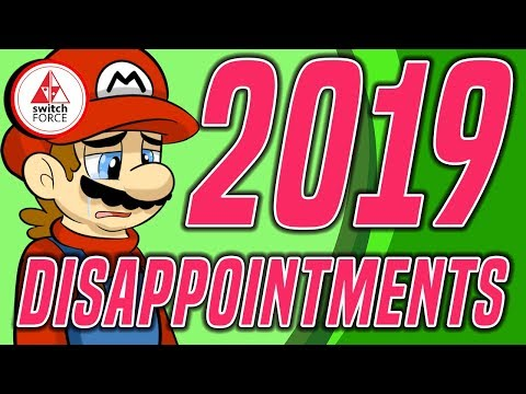 The Switch Games That Disappointed Us Most 2019