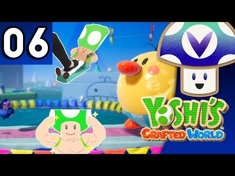 [Vinesauce] Vinny - Yoshi's Crafted World (part 6)
