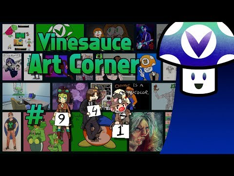 [Vinebooru] Vinny - Vinesauce Art Corner (part 941)