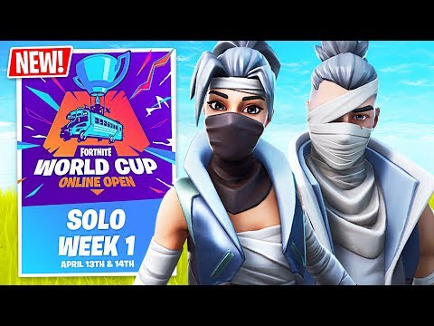 Fortnite WORLD CUP QUALIFIER $1,000,000 Tournament Finals! (Fortnite Battle Royale)