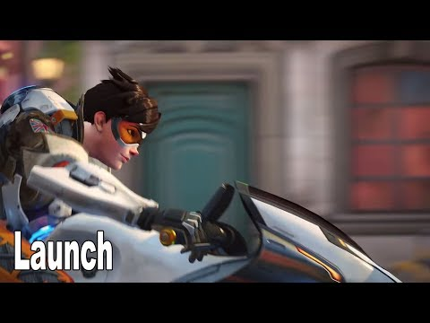 Overwatch - Storm Rising Launch Trailer [HD 1080P]