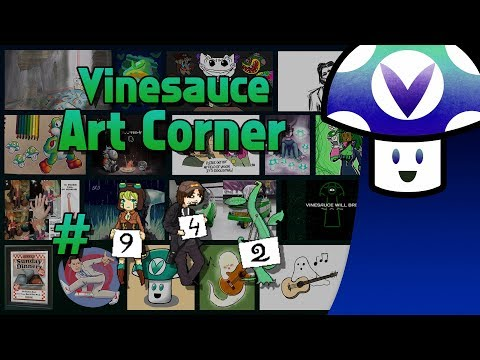 [Vinebooru] Vinny - Vinesauce Art Corner (part 942)