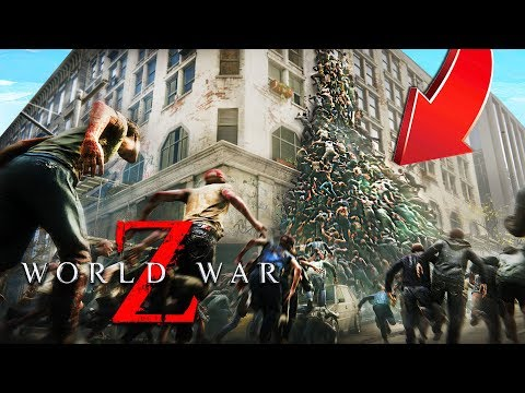 1,000,000 ZOMBIES ATTACK!! (World War Z)