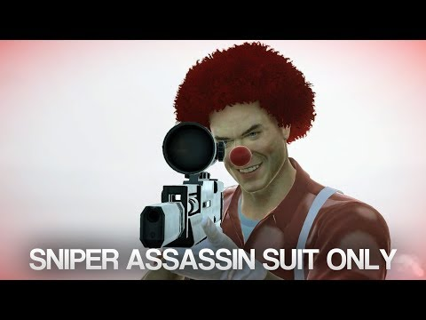 HITMAN™ 2 Master Difficulty - Sniper Assassin, Isle of Sgail (Silent Assassin Suit Only)