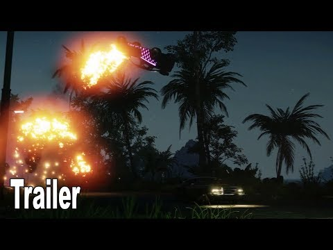 Just Cause 4 - Dare Devils of Destruction Trailer [HD 1080P]