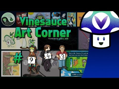 [Vinebooru] Vinny - Vinesauce Art Corner (part 943)