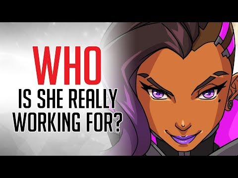 The Complete History & Lore of Sombra