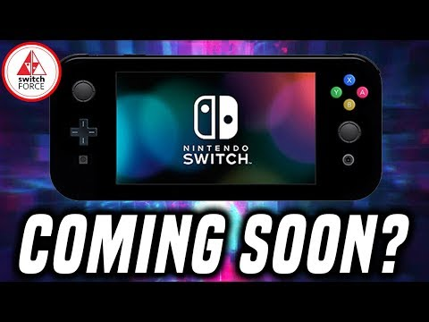 Is 8.0 HINTING At A NEW Nintendo Switch...And Soon?