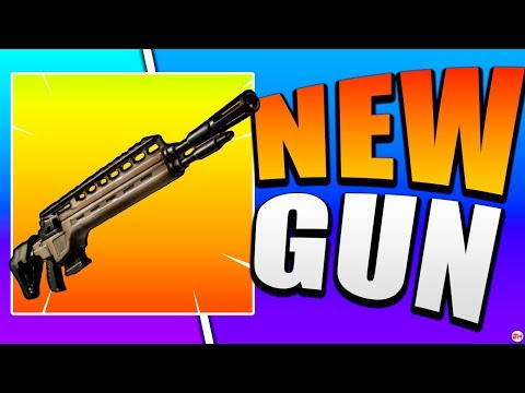 Legendary Infantry Rifle Fortnite Rifle Videos Of Popular Gamers