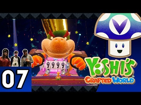 [Vinesauce] Vinny - Yoshi's Crafted World (part 7 Finale)